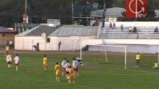 rezumat Sporting Suceava - FCM Dorohoi 1-0