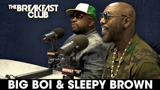 Big Boi & Sleepy Brown On New Music, Dungeon Family Brotherhood, New School Comparisons + More