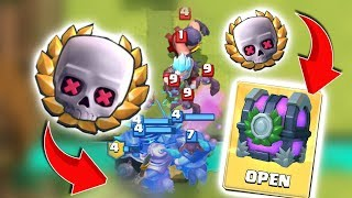 SUDDEN DEATH NEW MODE!! | Clash royale |  + Amazon Coins FF15!
