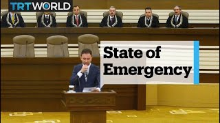 State of emergency imposed in Turkey after July 2016 failed coup