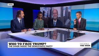 """Who to face Trump; """"European values"""" row; South Africa anti-immigrant violence; homophobia in sports"""