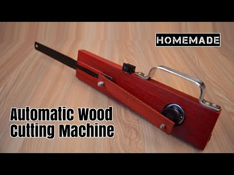 Xxx Mp4 How To Make A Automatic Wood Cutting Machine Homemade 3gp Sex