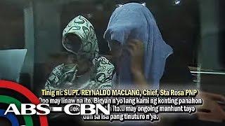 TV Patrol: Suspek sa pagpatay sa mag-ina, nasa kustodiya na