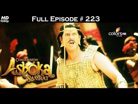 Chakravartin Ashoka Samrat - 9th April 2016 - चक्रवतीन अशोक सम्राट - Full Episode (HD)