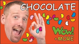 Chocolate for Kids + MORE Stories for Children from Steve and Maggie | Christmas Chocolate
