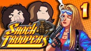 Shock Troopers: Hot Milkies - PART 1 - Game Grumps