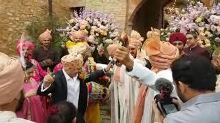 विराट अनुष्का की शादी मैं कुछ ऐसे हुआ डांस..Dance In Virat Anushka Wedding