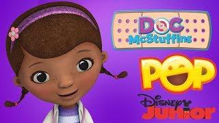 Doc McStuffins Toy Hospital - Disney Junior Pop App For Kids