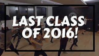 LAST DANCE CLASS OF 2016!!!!! HAPPY NEW YEAR!