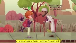 [Kartun Islami] Sebarkan Salam - Nouman Ali Khan