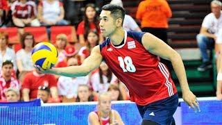 Garrett Muagututia | Crazy volleyball Actions | FIVB Volleyball World League 2017