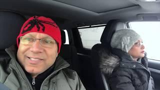 প্রথম স্নো। সারাদিন কি করলাম। First Snowfall in South Jersey