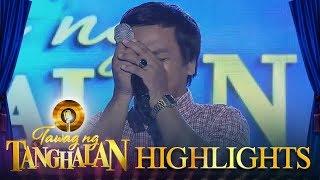 Tawag ng Tanghalan: Ato Arman retains his seat of power