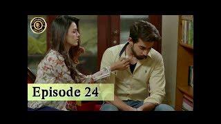 Rasm-e-Duniya - Episode 24  - 17th July 2017 - Armeena Khan & Sami khan Top Pakistani Dramas