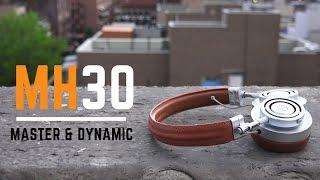 Master & Dynamic MH30: Premium On-ear Audio