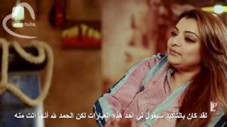 سلمان خان في خلف كواليس فيلم سلطان مترجم