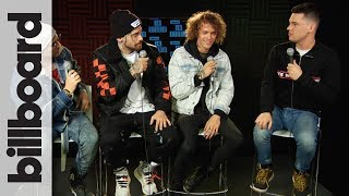 Cheat Codes Talk 'Feels Great' & More Ahead of Jingle Ball | In Studio