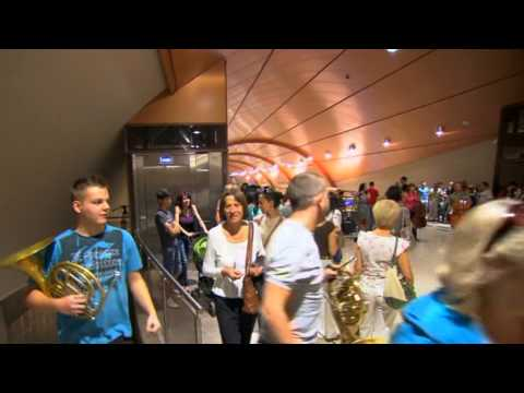 Flash Mob Classic FM Orchestra Sofia Bulgaria .mpg