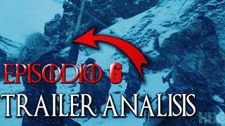 ANÁLISIS AVANCE JUEGO DE TRONOS TEMP. 7 EPISODIO 6