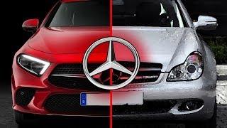 Mercedes CLS Class Evolution 2005 - 2018 | Old Vs New Gen Mercedes CLS Coupe