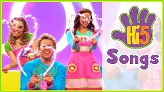 Hi-5 Songs | L.O.V.E & More Kids Songs | Best Hi5 Songs for Kids - Season 13