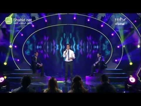 Arab Idol الأداء أحمد جمال و محمد عساف و زياد خوري مواويل
