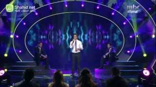 Arab Idol - الأداء - أحمد جمال و محمد عساف و زياد خوري - مواويل