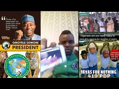 Nigerians are you really ready to take this people for another 4 years