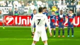 PES 2014 - Free Kick Compilation #1 HD