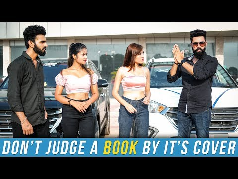 Don t Judge a Book By Its Cover Desi People Dheeraj Dixit