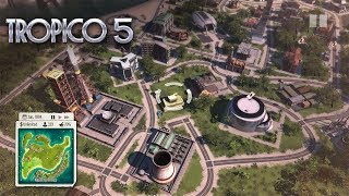 Tropico 5 - PlayStation®4 Launch Trailer