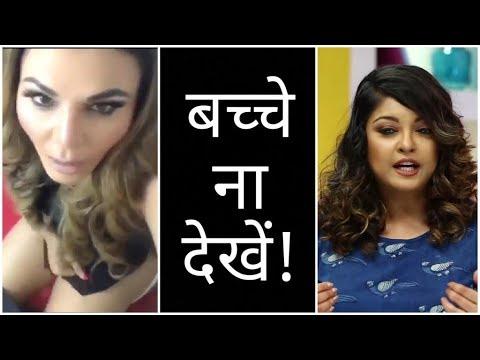 Xxx Mp4 RAKHI SAWANT VS TANUSHREE DUTTA RAKHI SAWANT WRESTLING ROASTED 3gp Sex