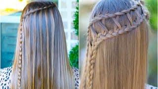 Lattice Braid Combo | Cute Girls Hairstyles