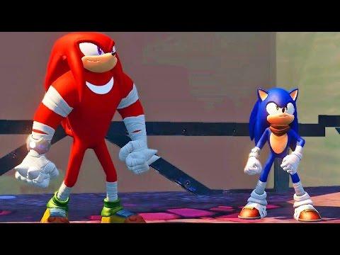 Sonic Boom Rise of Lyric #05: O Super Barco do Sonic - Exclusivo Nintendo Wii U gameplay