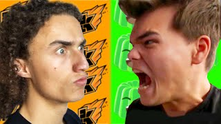 KWEBBELKOP vs. JELLY!