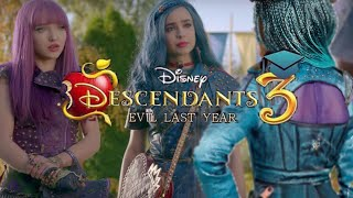 Disney Descendants 3 Confirmed!!?!!!