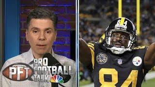 Steelers agree to seek trade for Antonio Brown | Pro Football Talk | NBC Sports