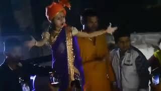 Shivjayanti Mumbai 2017 | Little Marathi Girl supper Dance