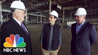 How Phoenix Investments Is Redeveloping Abandoned Factories To Help Economy | NBC News