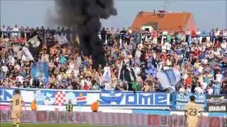 Osijek - Dinamo 2013/2014 KOHORTA