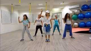 Ventilador (BIP) - Zumba ® fitness with Shai Eisenberg