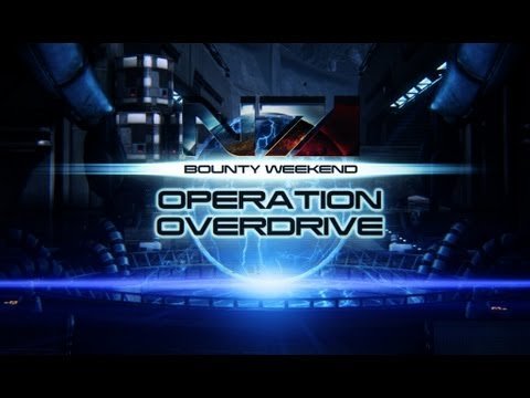 Mass Effect 3 - Tackling Operation Overdrive /w BigCock