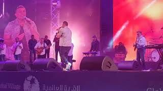 Intro El Leila Amr Diab Global Village 2018