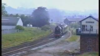Flying Scotsman On The Mainline
