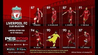 Liverpool Club Selection • Pes PC