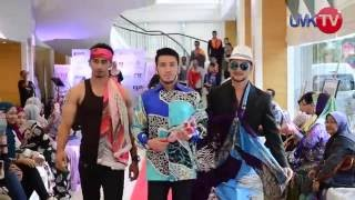 Running Fashion Show : Desa Murni Batik[HD]