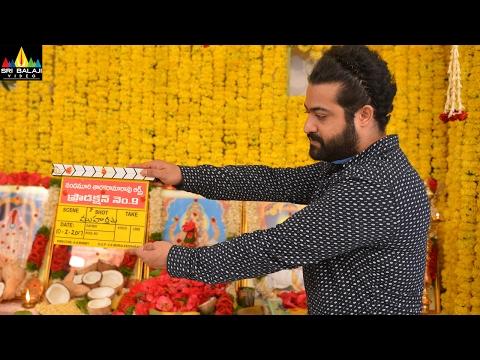 Xxx Mp4 Jr NTR S 27th Movie Opening Latest Telugu Movies Kalyan Ram Bobby Sri Balaji Video 3gp Sex