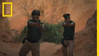 مسجون في الغربة - على حدود المكسيك
