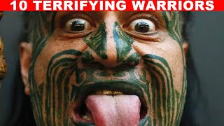 10 Greatest Warrior Cultures in History