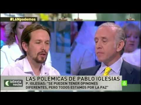 Pablo Iglesias deja en ridículo a Eduardo Inda y las teorías conspirativas de El Mundo